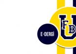 E-Dergi: Yükseliyorsun Avrupa'nın Üstünde