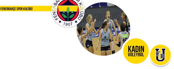 Çanakkale Belediye 1-3 Fenerbahçe Grundig