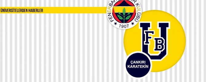 1907 ÜNİFEB Çankırı Karatekin Üniversitesi Tanışma Toplantısı