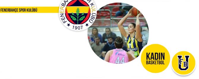 Fenerbahçemiz Bilyoner.com Kadınlar Türkiye Kupası'nda Finalde