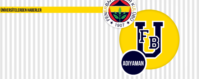 1907 ÜNİFEB Adıyaman Üniversitesi Yönetim Kurulu