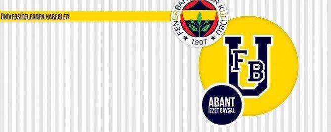 """1907 ÜNİFEB Abant İzzet Baysal Üniversitesi """"Türk Medyasında Fenerbahçe"""" Paneli"""