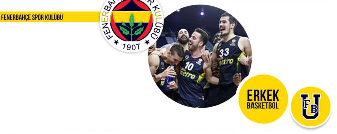 Fenerbahçe Erkek Basketbol Takımımız Yarı Finalde