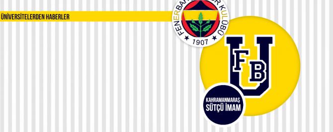 1907 ÜNİFEB Kahramanmaraş Sütçü İmam Üniversitesi Tanışma Toplantısı