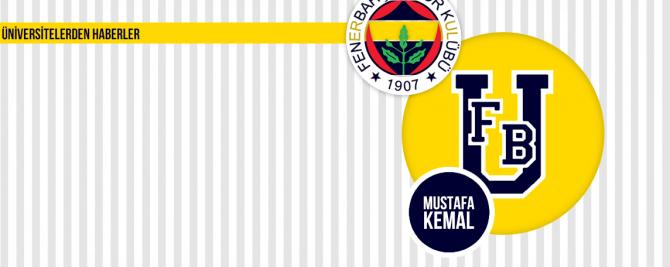 1907 ÜNİFEB Mustafa Kemal Üniversitesi Tanışma Toplantısı