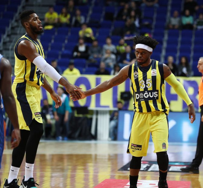Fenerbahçe Doğuş 82-59 Demir İnşaat Büyükçekmece