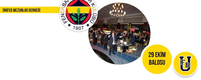 ÜNİFEB Mezunlar Derneği, Cumhuriyet'in 94. Yılını düzenlediği Cumhuriyet Balosu ile kutladı