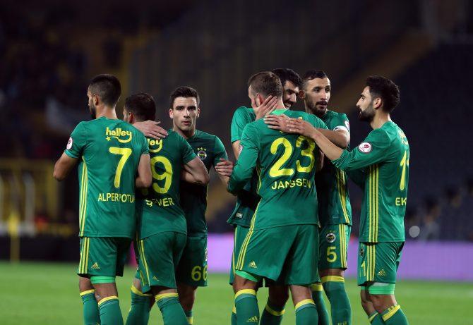 Fenerbahçe 6-0 Adana Demirspor