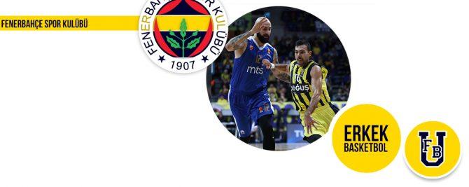 Fenerbahçe Doğuş 82-56 Kızılyıldız