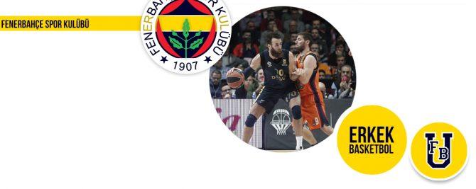 Valencia Basket 67-80 Fenerbahçe Doğuş